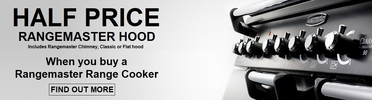Rangemaster Half Price Hood Offer