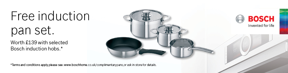 Bosch Free Pan Set
