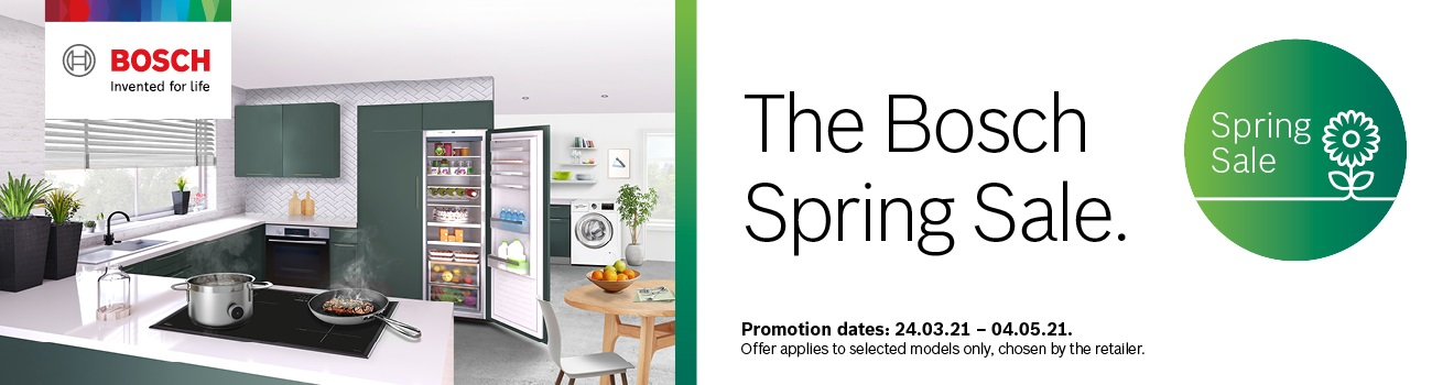 Bosch Spring Sale 2021