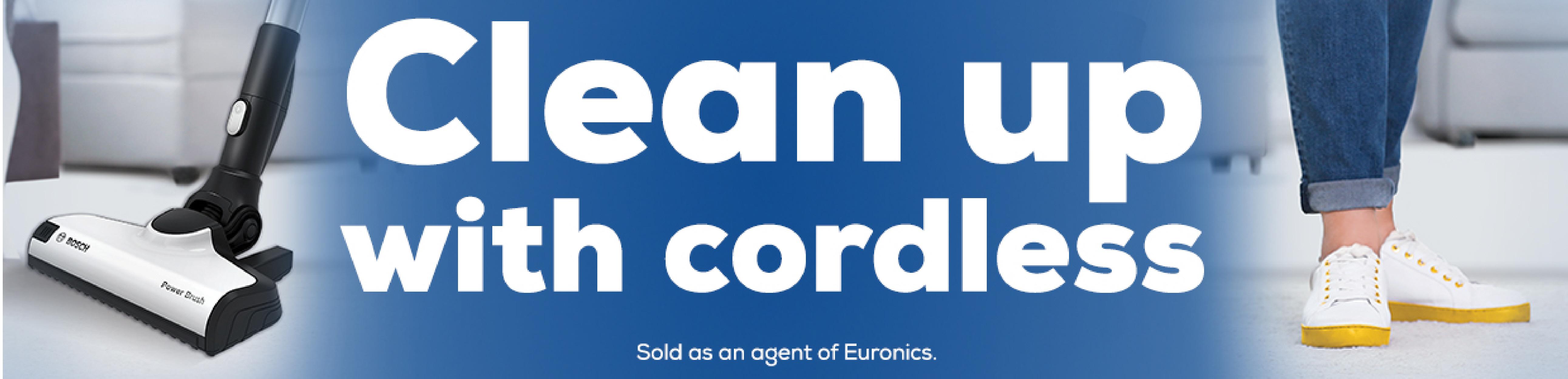 Euronics Cordless Vacuums