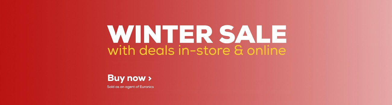 Euronics Winter Sale