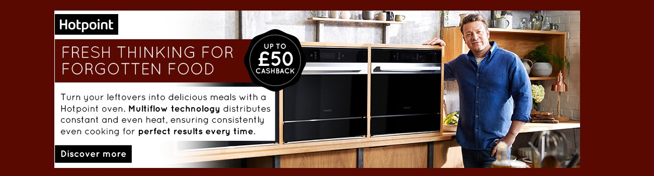 Hotpoint Cooking Cashback