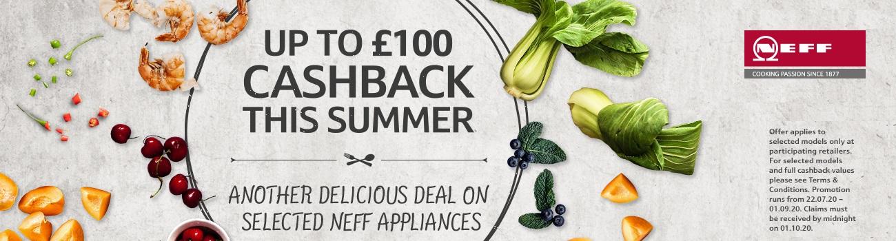 Neff Cashback Promotion