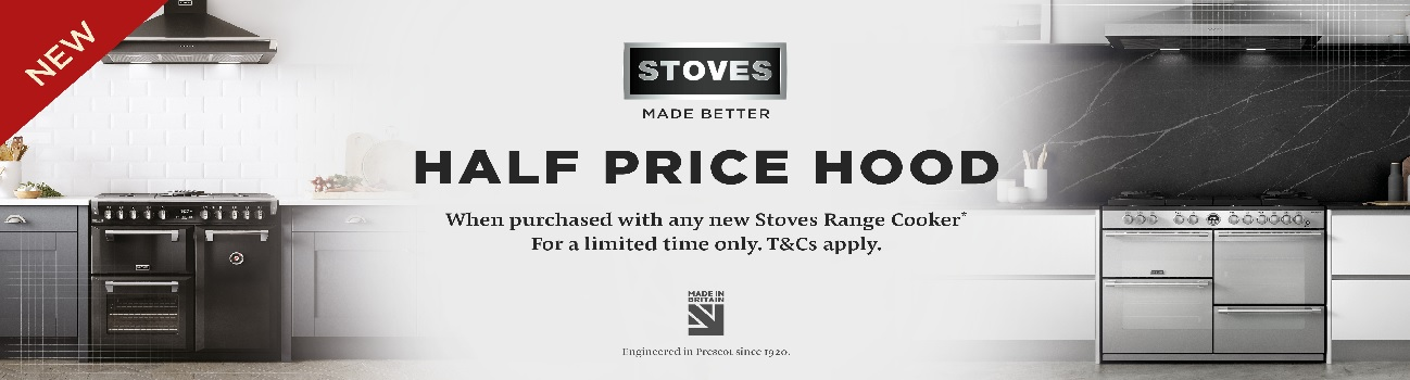 Stoves Half Price HOODS