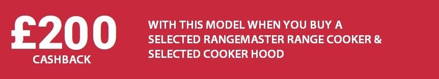 Rangemaster £200 Cashback