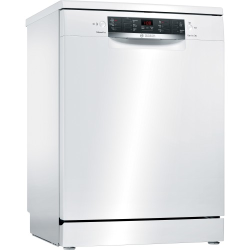 Bosch SMS46MW02G Freestanding Full Size Dishwasher, 14 Place Settings, A++ Energy