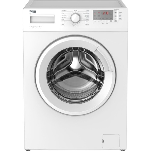 Beko WTG1041B2CW Washing Machine, 10kg Capacity, 1400 Spin, A+++ Energy