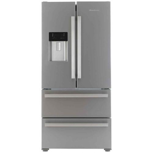 Blomberg KFD4952XD American Style Fridge Freezer, 85cm, Frost Free, A+ Energy