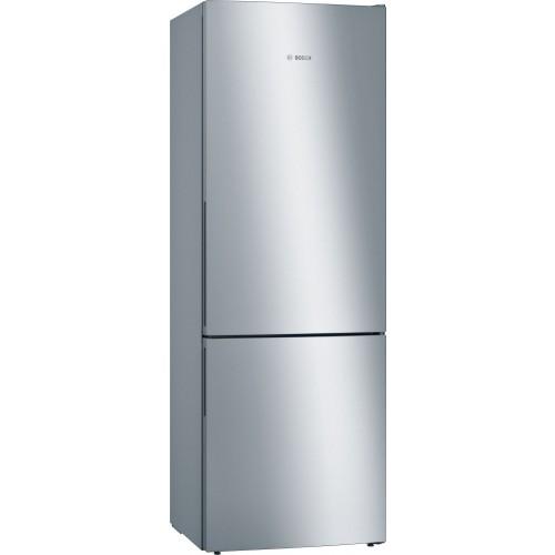 Bosch KGE49VI4AG Fridge Freezer, 70cm, Low Frost, A+++ Energy