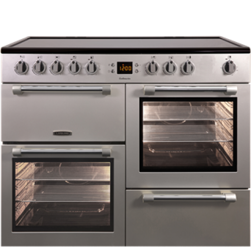 Leisure CK100C210S Cookmaster 100cm Electric Range Cooker Silver