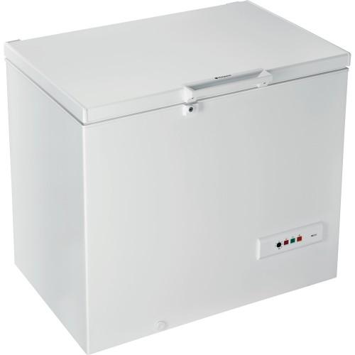 Hotpoint CS1A250HFA1 Chest Freezer 101cm, Manual Defrost, A+ Energy