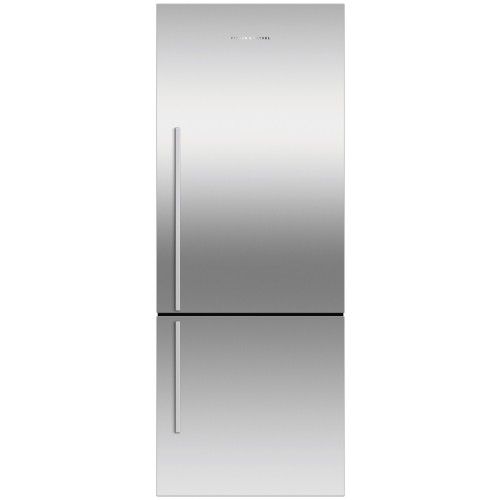 Fisher & Paykel E402BRXFD4 Fridge Freezer, 63.5cm, Frost Free, A+ Energy