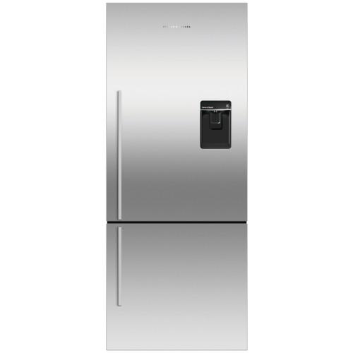 Fisher & Paykel E442BRXFDU4 Fridge Freezer, 68cm, Frost Free, A+ Energy