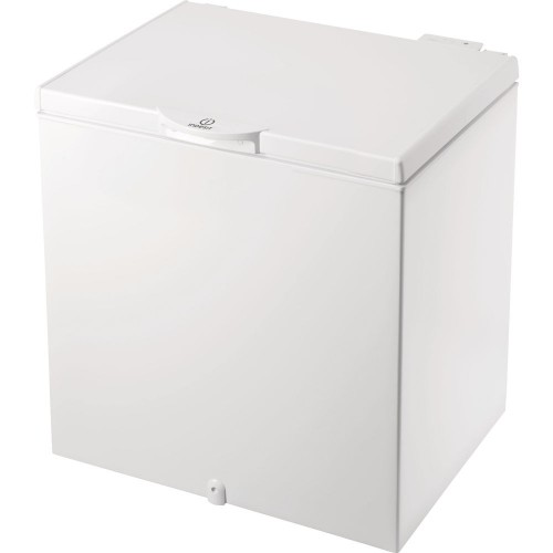 Indesit OS1A200H2 Chest Freezer, 80cm, Manual Defrost, A+ Energy