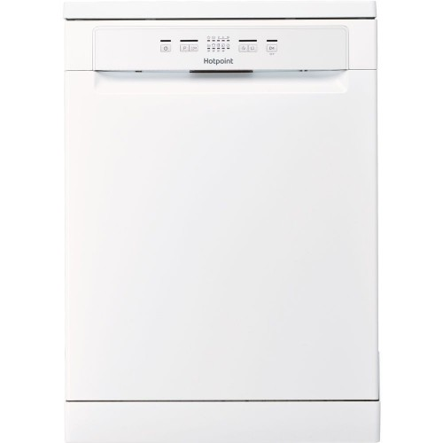 Hotpoint HFC2B26C Freestanding Full Size Dishwasher, 13 Place Settings, A++ Energy