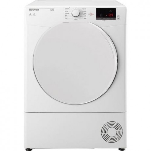 Hoover HLC10DF Condenser Tumble Dryer, 10kg, B Energy