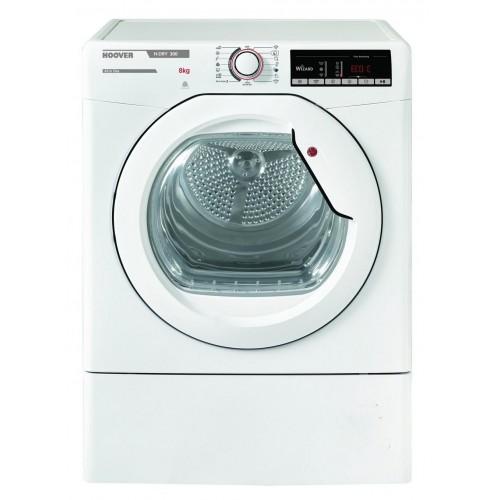Hoover HLXV9TG Vented Tumble Dryer, 9kg Capacity, C Energy