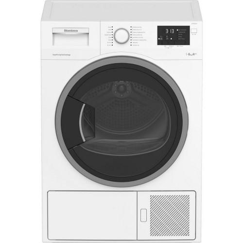 Blomberg LTP2832W Heat Pump Tumble Dryer, 8kg Capacity, A++ Energy