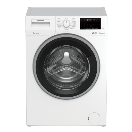 Blomberg LWF194410W Washing Machine, 9kg Capacity, 1400 Spin, A+++ Energy