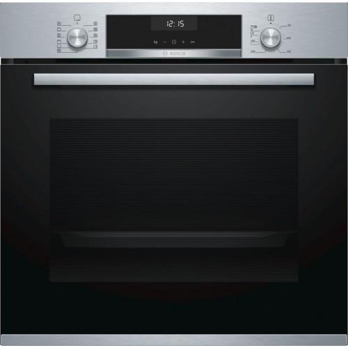 Bosch HBA5570S0B Enamel Interior, Single Multifunction Oven, Electric, A Energy