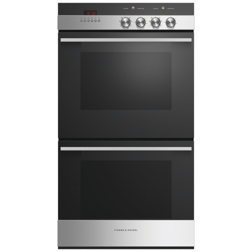 Fisher & Paykel OB60DDEX4 Catalytic, Double Multifunction Oven, Electric, A Energy