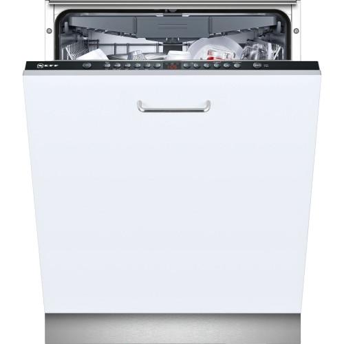 Neff S513M60X2G Built In Full Size Dishwasher, 14 Place Settings, A++ Energy