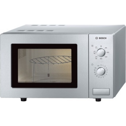 Bosch HMT72G450B Microwave With Grill, 800W, 17L