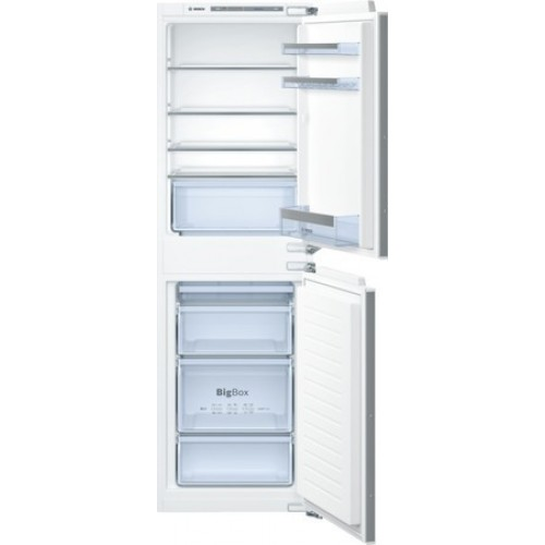 Bosch KIV85VS30G Built In Fridge Freezer, 55cm, Low Frost, A++ Energy