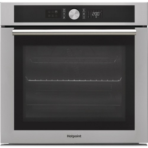 Kitchen Doors Uckfield: Hotpoint SI4854PIX Pyrolytic Single Multifunction Oven, A