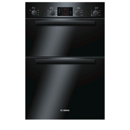 Bosch HBM43B260B Catalytic, Double Multifunction Oven, Electric, A Energy