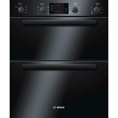 Bosch HBN43B260B Enamel Interior, Double Multifunction Oven, Electric, A Energy