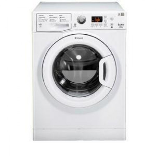 Hotpoint WDPG8640P Washer Dryer, 8kg Wash, 6kg Dryer Capacity, 1400 Spin, A Energy