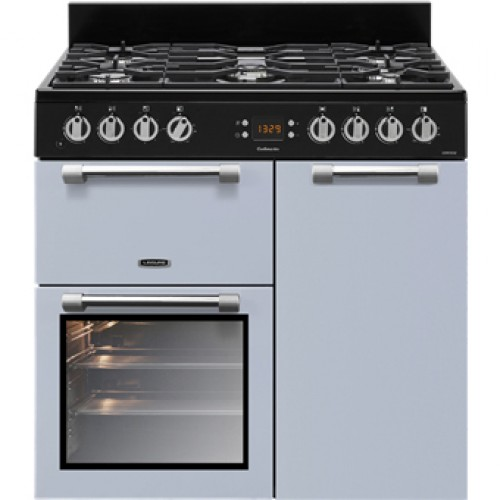 Leisure CK90F232B Cookmaster 90cm Dual Fuel Cooker Blue