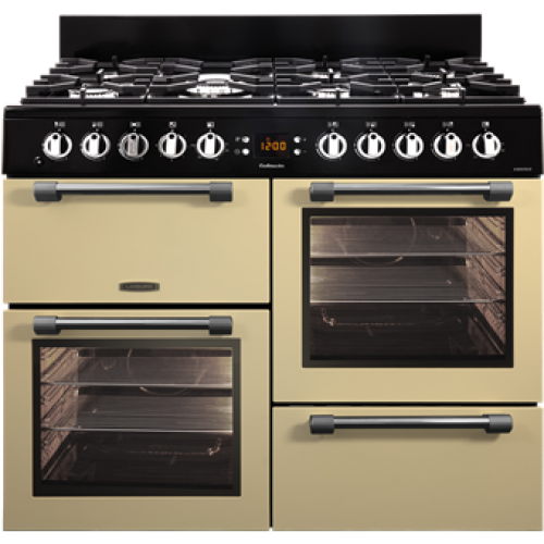 Leisure CK100G232C Cookmaster 100cm Gas Range Cooker Cream