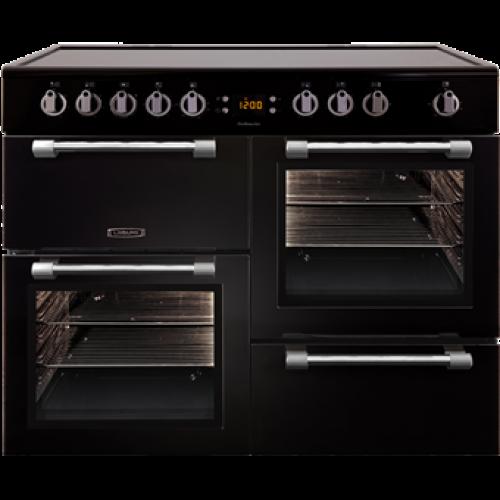 Leisure CK100C210K Cookmaster 100cm Electric Range Cooker Black