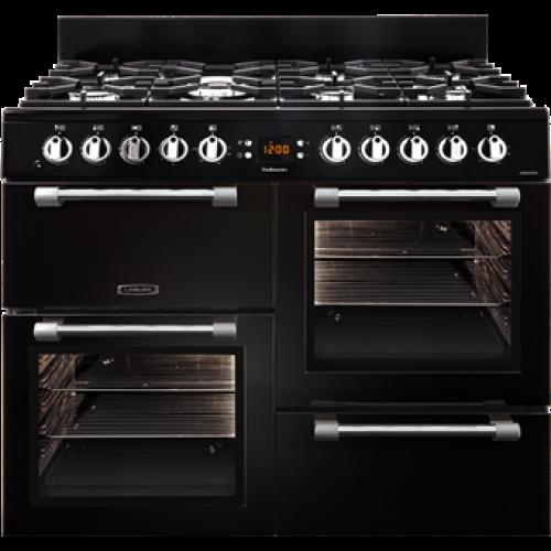 Leisure CK100F232K Cookmaster 100cm Dual Fuel Range Cooker Black