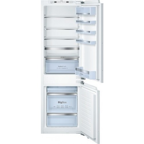 Bosch KIN86AD30G Built In Fridge Freezer, 55cm, Frost Free, A++ Energy