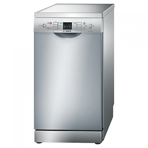 Bosch SPS53M08GB Freestanding Slimline Dishwasher, 9 Place Settings, A+ Energy