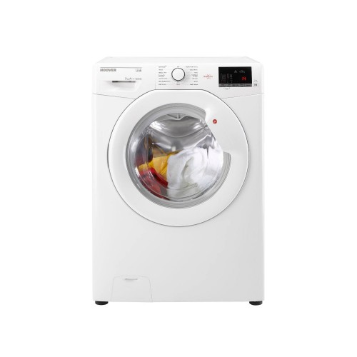 Hoover HL1572D3 Washing Machine, 7kg Capacity, 1500 Spin, A+++ Energy