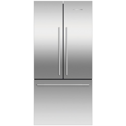 Fisher & Paykel RF522ADX4 American Style Fridge Freezer, 79cm, Frost Free, A+ Energy