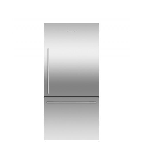 Fisher & Paykel RF522WDRX4 Fridge Freezer, 79cm, Frost Free, A+ Energy