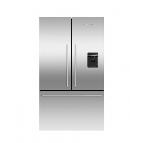 Fisher & Paykel RF540ADUX4 American Style Fridge Freezer, 90cm, Frost Free, A+ Energy