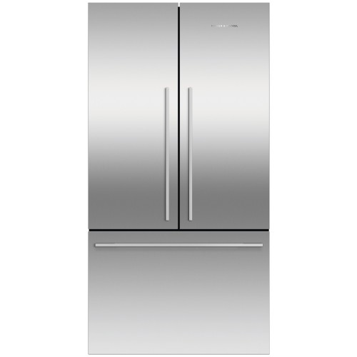 Fisher & Paykel RF610ADX4 American Style Fridge Freezer, 90cm, Frost Free, A+ Energy
