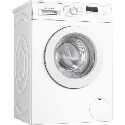 Bosch WAJ28008GB Freestanding Washing Machine, 7kg, 1400 Spin, A+++ Energy