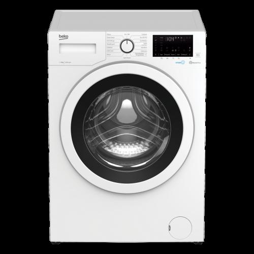 Beko WEC840522W Washing Machine, 8kg, 1400 Spin, A+++ Energy