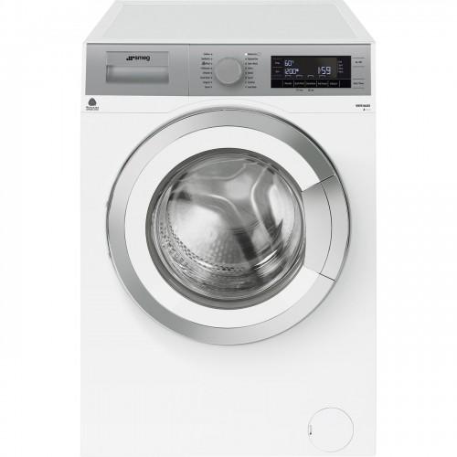 Smeg WHT914LUK1 Washing Machine, 9kg, 1400RPM, A+++ Energy