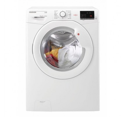 Hoover HL1492D3 Washing Machine, 9kg Capacity, 1400 Spin, A+++ Energy