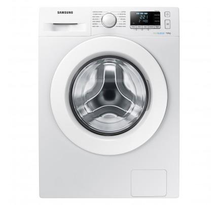 Samsung WW70J5556MW Washing Machine, 7kg Capacity, 1400 Spin, A+++ Energy