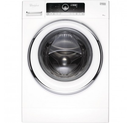 Whirlpool FSCR90420 Washing Machine, 9kg Capacity, 1400 Spin, A+++ Energy