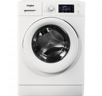 Whirlpool FWD91496W Washing Machine, 9kg, 1400RPM, A+++ Energy